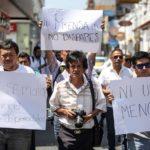 Suman 10 comunicadores asesinados en México en el periodo de AMLO