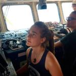 Carola, la capitanea que ha desafiado al gobierno italiano tras desembarcar con 41 migrantes