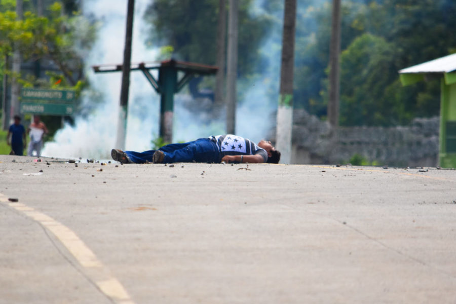 En Guatemala, una foto comprometedora para una mina ruso-suiza
