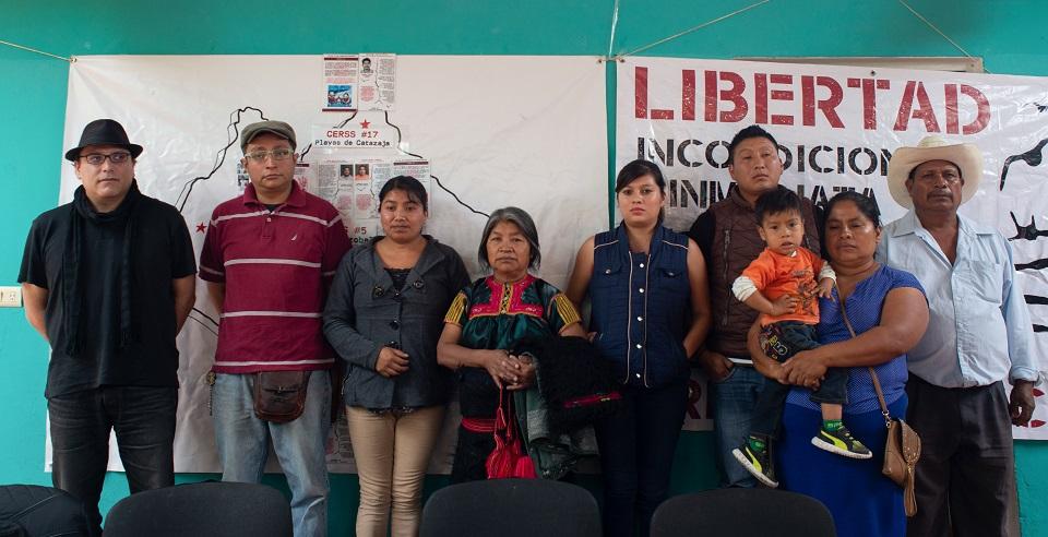 Chiapas: Salud de presos tsotsiles en peligro tras 110 días en huelga de hambre