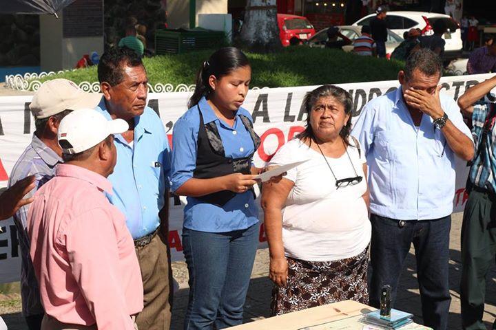 Comunidades de la costa de Chiapas exigen freno a proyectos hidroeléctricos y mineros