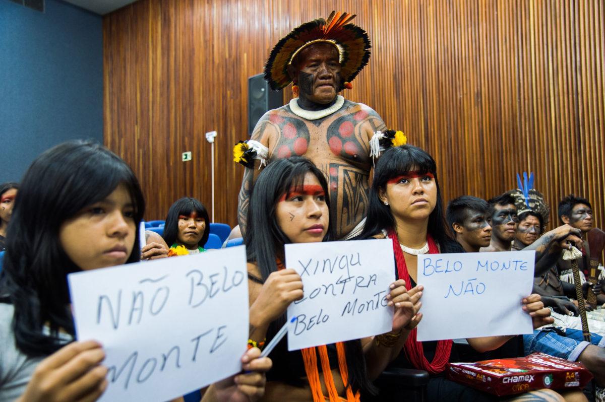 Brasil: La lucha de los Pueblos Xinguara en la Amazonía