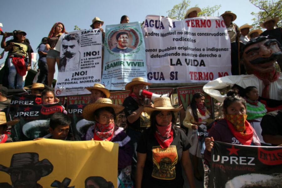 México: Anuncian suspensión del Proyecto Integral Morelos mientras se resuelve juicio de amparo
