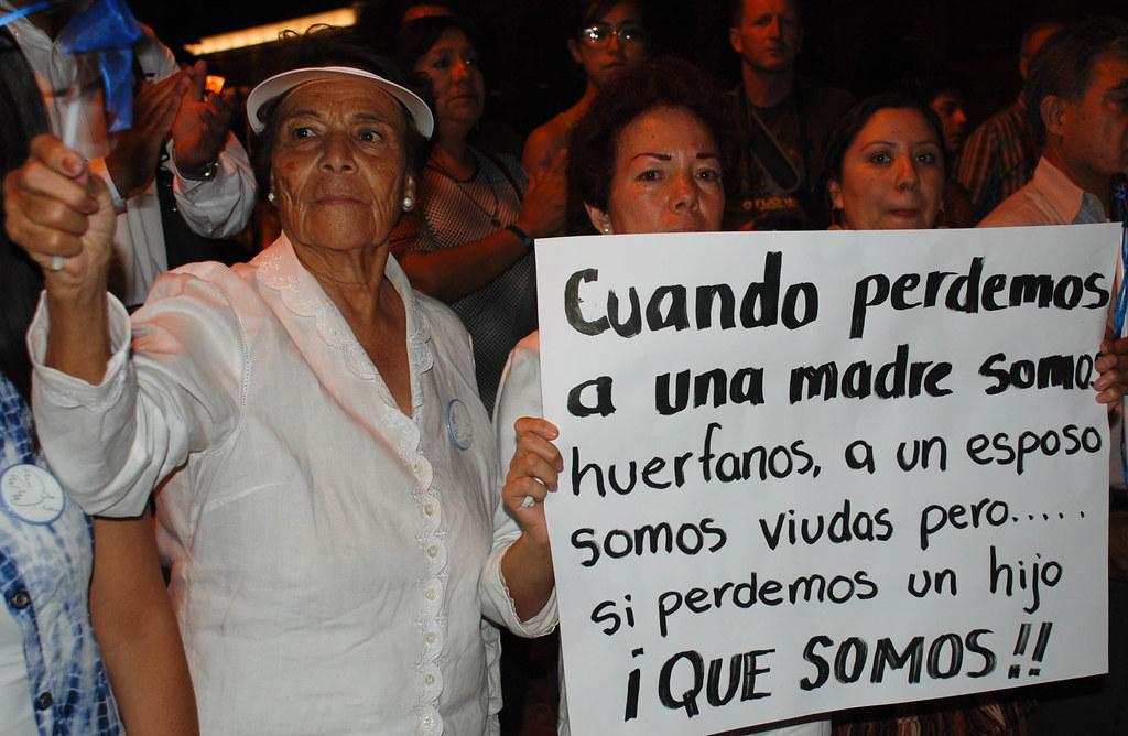El peligro de buscar a los que desaparecidos en México