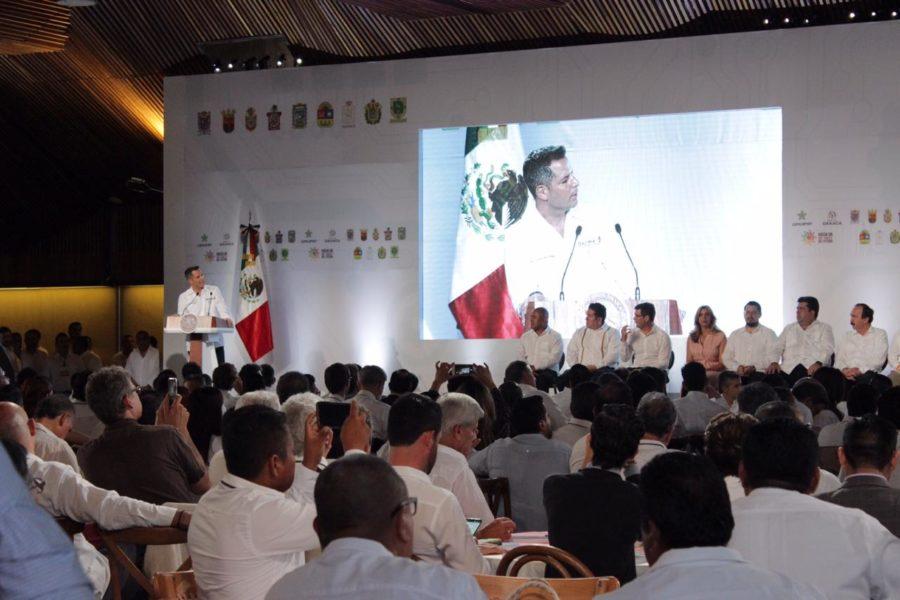 López Obrador anuncia proyectos para la Zona Franca en Oaxaca