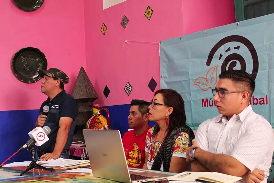 """Energía """"limpia"""" en Yucatán: amenazas y violencia contra comunidades mayas"""