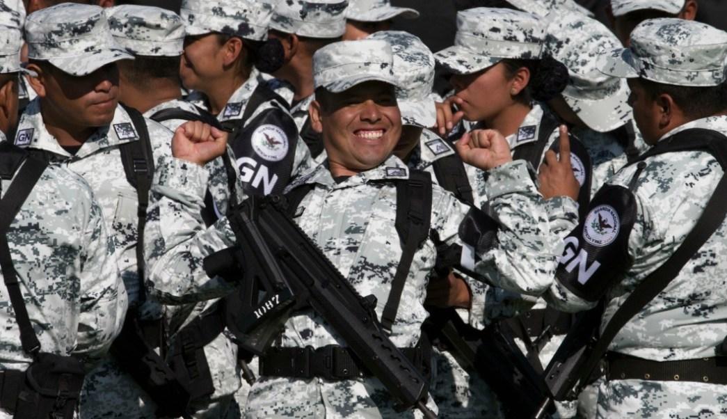 Avanza la militarización de México con foco rojo en el Sur-Sureste