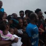 Chiapas: Represión contra protesta de migrantes atrapados en Tapachula