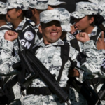 Militarization in Mexico Advances with a Red Zone in the South-Southeast
