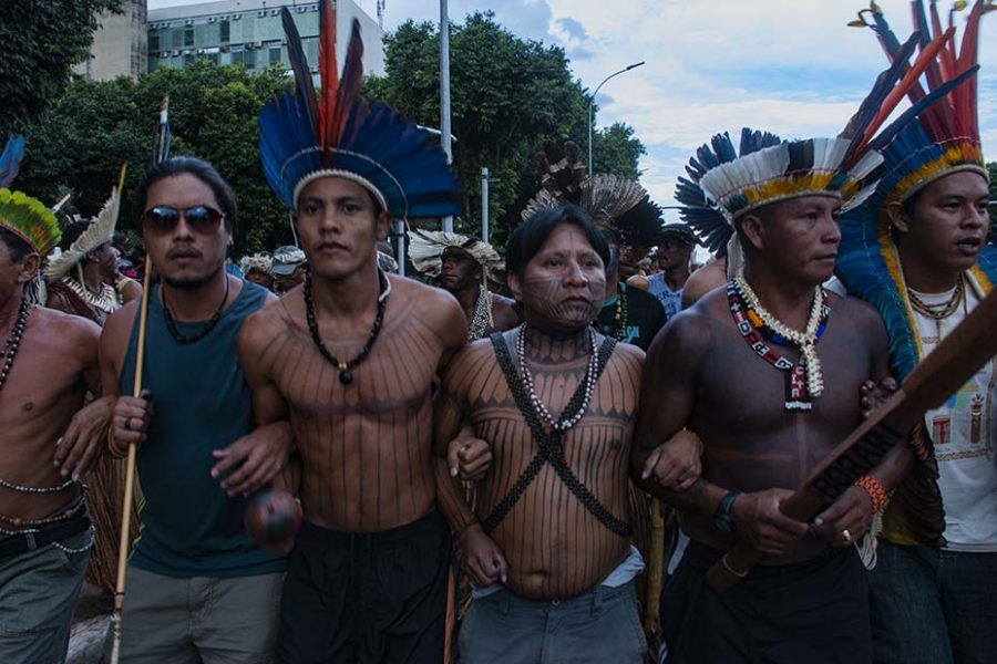 Indigenous Munduruku in Brazil Say They Are Ready to Resist the War of Dispossession