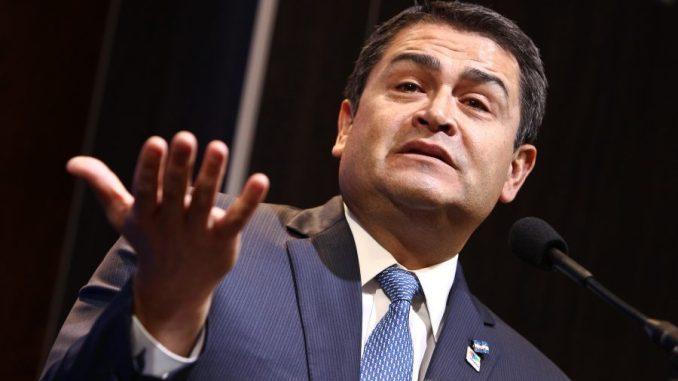 Honduras, narco-Estado con respaldo de EEUU