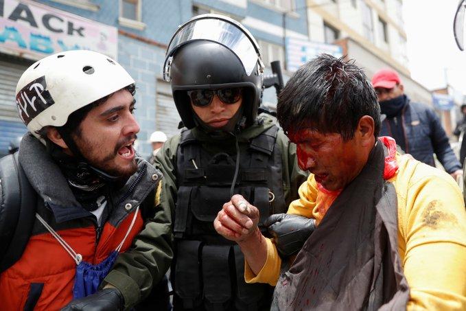 Crónica de la caída de Evo Morales y la complejidad de la rebelión en Bolivia