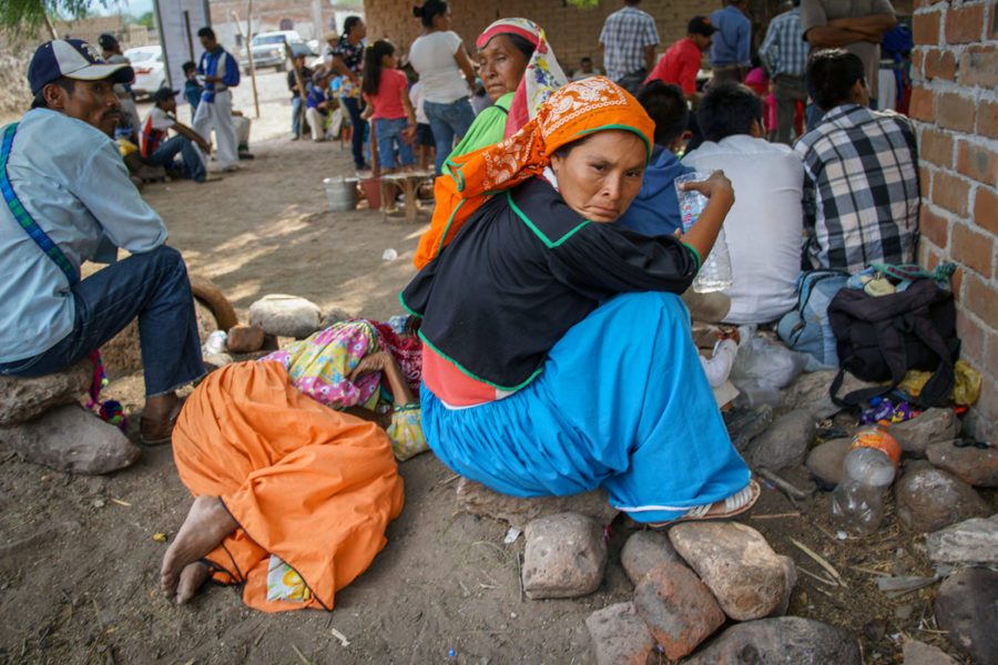 Atacan nuevamente a los indígenas wixárika-tepehuana de San Lorenzo Azqueltán