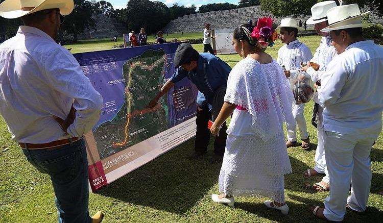 Tren Maya: aumentan tensiones mientras se acerca el día de las consultas