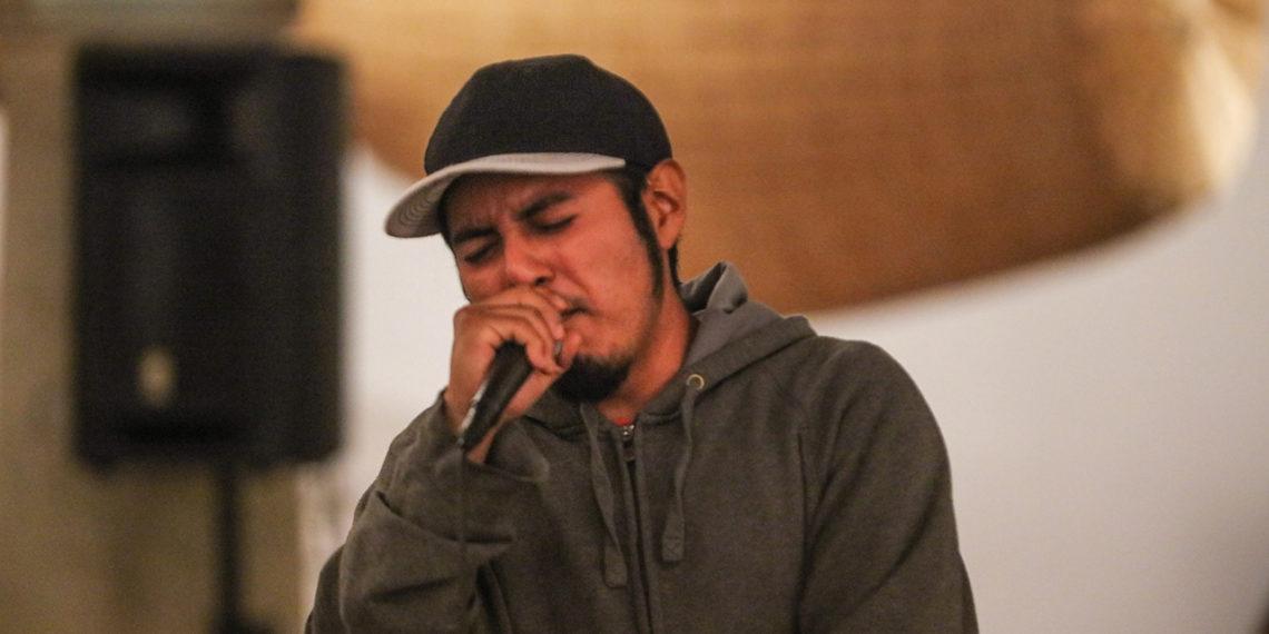 TíoBad, el jaranero que defendió con rap la lengua mixe-popoluca