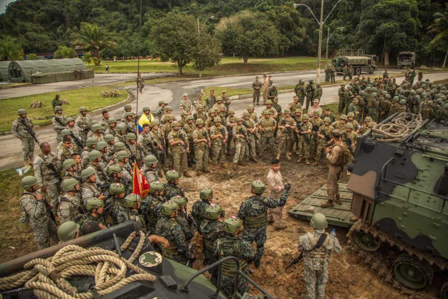 The former School of the Americas in the U.S. has trained 4,211 Bolivian soldiers