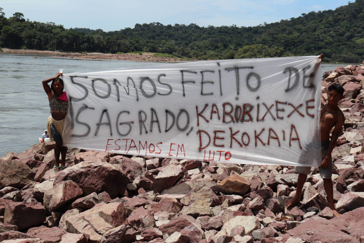 En Brasil, indígenas Munduruku ocupan museo para exigir devolución de urnas sagradas