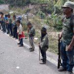 Tras un Estado Fallido en Guerrero 19 niños toman las armas para defenderse del crimen organizado