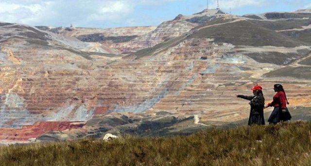 Europa: Ávida de materias primas, promueve el despojo a nivel global