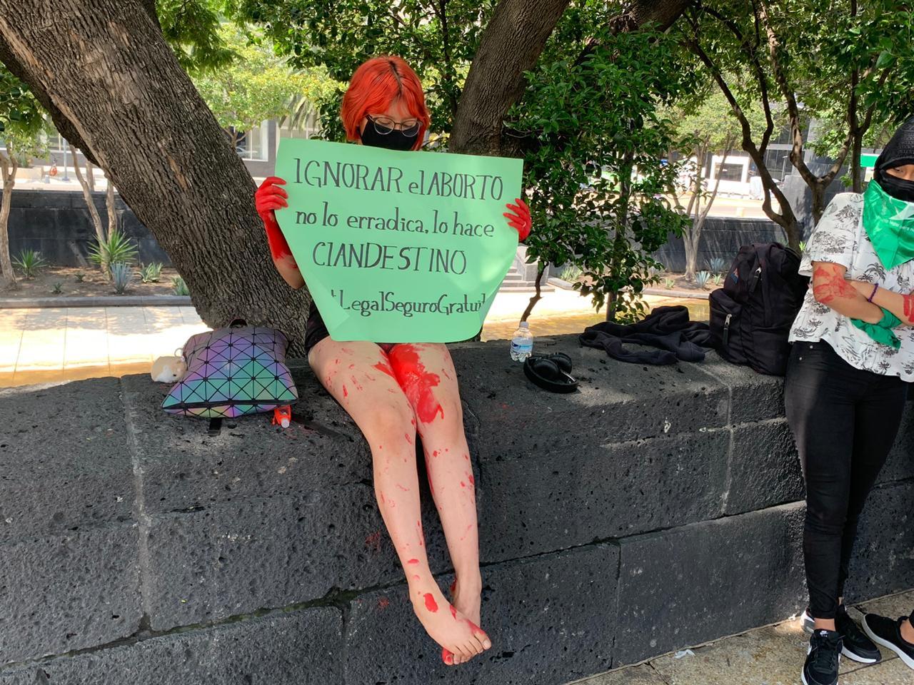 """""""El debate no es sí el aborto debe o no suceder, sino su criminalización"""""""