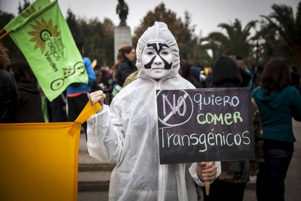 La geopolítica de los transgénicos en Suramérica