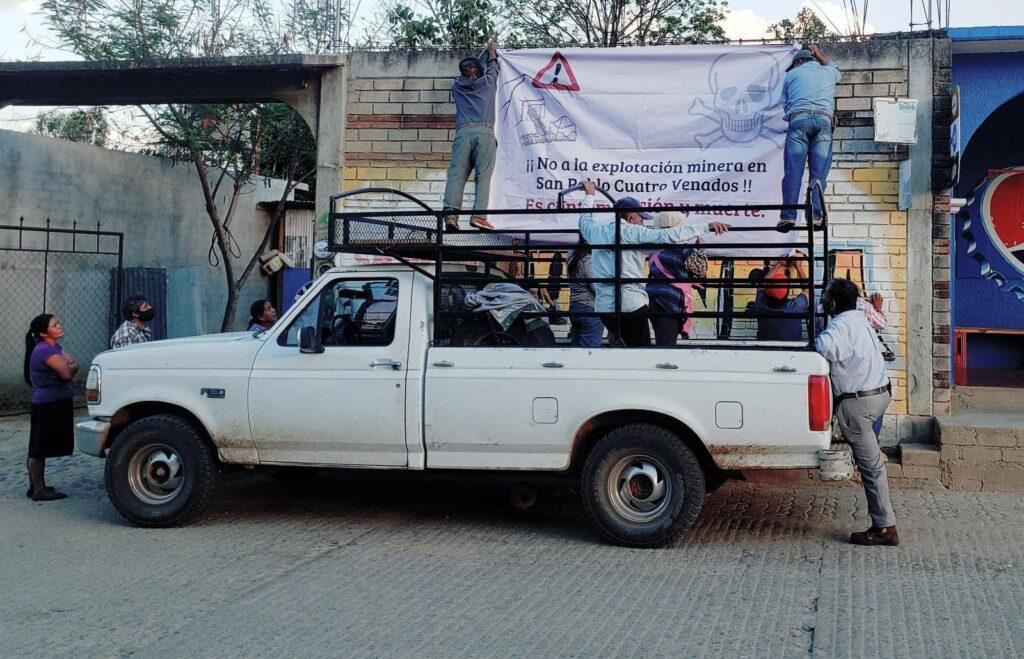 ?No queremos ningún proyecto extractivo en nuestra región?: comunidades de Oaxaca